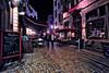 Brussels by night (Jim Nix / Nomadic Pursuits) Tags: aurorahdr2017 belgium brussels d700 hdr jimnix lightroom luminar macphun nikon nomadicpursuits bar cafe cityscape night nightlife photography restaurant streetscene travel