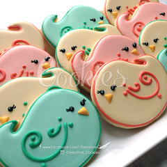 CountryBirdsSideways (cREEative_Cookies) Tags: baby shower babyshower cookies harry potter elephant chic birds mason jar lace delicate flower sports its boy girl blessed baptism crib teddy bear kokeshi dolls sunshine clouds happy flowers girly boyish sugar edible art theme custom royal icing baked adorable roses daisies fondant booties shoes onesies bibs personalized sugarveil