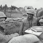 Khe Sanh 1968 - Soldiers Listening to a Record thumbnail