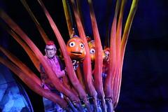 In the Big Blue World (MediumHero6) Tags: wdw waltdisneyworld dak disneysanimalkingdom animalkingdom findingnemo findingnemothemusical pixar mine