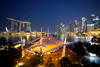 Marina Bay (ah.b|ack) Tags: sony a7ii a7mk2 singapore cityscape marinabay marinabaysands cbd waterfront promenade voigtlander super wideheliar 15mm f45 aspherical iii