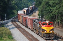 KCS SD70ACe 4049-339 (southernrailway7000) Tags: norfolksouthernrailroad kcssd70ace4049