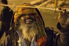 Very cheerful wise man! (JohnMawer) Tags: nasik nashik maharashtra india in