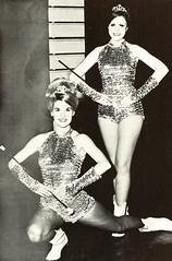 Majorettes (~ Lone Wadi ~) Tags: majorettes portrait uniforms bouffant retro 1960s