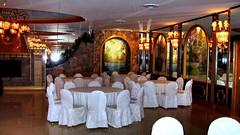 The Tiffany & Crystal Room IV (joeclin) Tags: amateur 2000s northamerica america unitedstates usa newyork ny longisland li nassaucounty northhempstead greatneck leonardspalazzo cateringhall weddingreception indoor color murals canonpowershotsd500 thetiffanycrystalroom