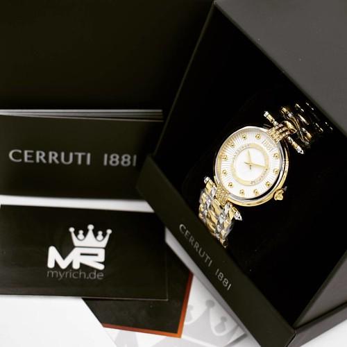 5cec225845 CERRUTI 1881 CRM140STG04MGT | @MyRich.de #cerruti #cerruti1881  #cerrutiwatch #original