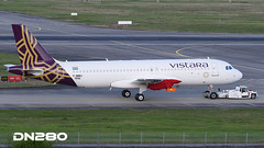 Vistara A320-251N msn 7606 (dn280tls) Tags: fwwbj vtinb vistara a320251n msn 7606