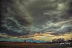 The South Pasture (HLazyJ - Susan Humphrey) Tags: colorado coloradolandscape canon clouds canon5ds canonllens storm