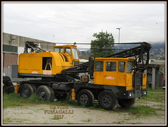 Italgru (DaveFuma) Tags: italgru gru mobile tralicciata crane lattice boom seilbagger krane