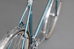 Royal H Teal Rando_05 (baumannphoto) Tags: boston steel custom campagnolo handbuilt randonneur 650b royalhcycles tealrando
