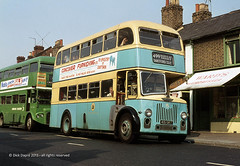 DT870 T114-03 (C) (RLD52) Tags: bus titan leyland dartford massey onhire pd2 londoncountry maidstoneboroughcouncil lcbs 415gkt