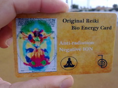 Bio Energy Card (AlexandruVoda) Tags: original bio card activity paranormal aura reiki energz