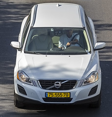 7555570 (rOOmUSh) Tags: auto white car volvo mark3 nogeotag 5dmkiii canon5dmarkiii 5dmk3 beautifultemp