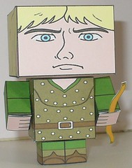 Hank Caverna do Drago Papercraft (Maurcio L H Rocha) Tags: dragons dungeons papercraft caverna drago