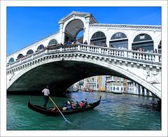 Rialto Bridge (paulmcdee) Tags: city travel venice italy holiday tourism canon italian europe break tourist powershot s100 5photosaday topqualityimagesonly reflectyourworld