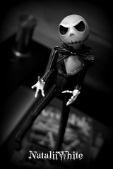 My doll - one of a kind ^^ (NataliiWhite) Tags: ooak jackskellington bjd
