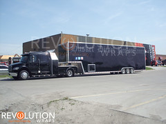 HuskerDiesel12 (Revolution Wraps #1) Tags: auto car truck graphics diesel double revolution trailer wraps husker stacker speedpro weraps