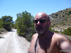 Playa Nudista (wwilliamm) Tags: beach naked nude spain william nudist fkk benidorm nudism villajoyosa nudebeach finestrat 2013 nturist