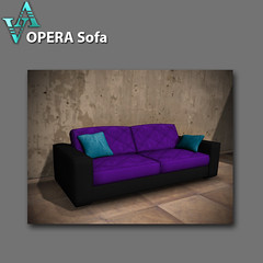 Atelier Visconti - sofa opera (Atelier Visconti) Tags: opera sofa stephan av atelier visconti