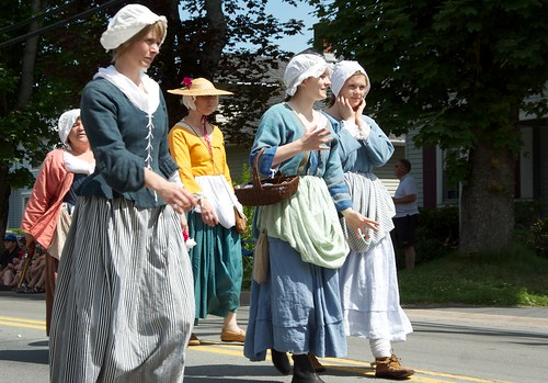 Privateers Day parade