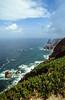Portugal-1988 - Cabo Da Roca - Felsenküste-Nikon F501_Kodak-2 (irisisopen ☼f/8☀︎∑≦light) Tags: film portugal analog reisen cabo nikon europa kodak da farbe roca f501 diafilm felsenküste