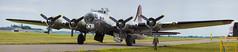 B-17 (cbecklund) Tags: b cloud st airport expo air b17 17 2013