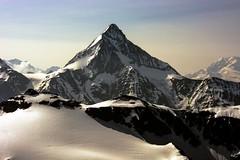 Bietschhorn (3934m) (sylweczka) Tags: snow mountains alps switzerland climb tour glacier kandersteg hochtour sylweczka frndenhorn