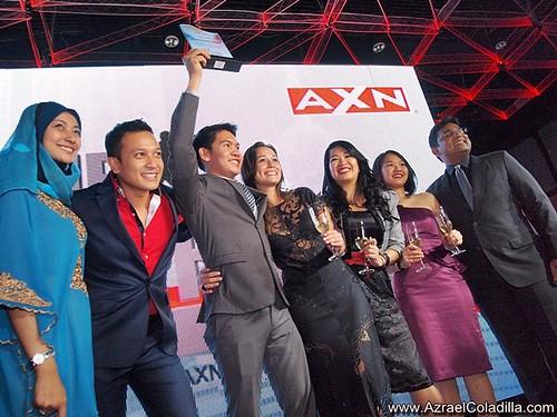 AXN The Apprentice Asia - finale party
