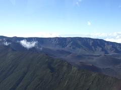 The Peaks and Valleys of Haleakalā (praja38) Tags: life sky cloud sun america landscape island volcano hawaii lava islands landscapes us unitedstates horizon peak maui valley hawaiian ash capricorn haleakalā shieldvolcano