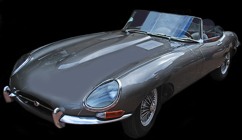E - Type JAGUAR