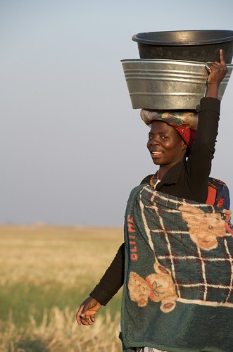 Going to market, Zambia. Photo by Patrick Dugan, 2012.