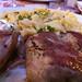 Pork and spaetzle
