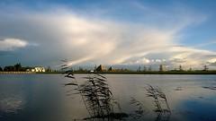Piramides & Clouds (JaapFoto) Tags: clouds nokia wolken 920 almere pyramiden piramids overrgooi