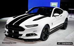 2015 Mustang GT500 Rendering
