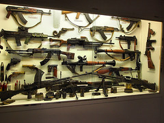 MUCKLEBURGH COLLECTION,SMALL ARMS. (spikeswurda) Tags: military olympus weapons ep3 muckleburgh