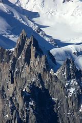 Argentire, aiguilles de Chamonix vues des Grands-Montets (Ytierny) Tags: panorama france vertical pic glacier piton neige chamonix rocher glace alpinisme hautesavoie sommet aiguille granit grandsmontets argentire et belvdre massifdumontblanc hautemontagne alpesdunord ytierny