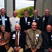 "<b>1963 #7</b><br/> Front Row: Pat (McCullough) Edwards, Marshall Lundberg, David Grove, Gary Ringen. Back Row: Dennis Christ, Sylvan Hengesteg, Jon L. Summers, Paul Pederson, Larry Solomonson <a href=""http://farm4.static.flickr.com/3742/10422509555_33a0752a66_o.jpg"" title=""High res"">∝</a>"