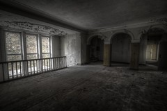 abandoned castel (koenisen) Tags: urban abandoned germany ruins decay places ruine ghosttown mansion rotten manor hdr castel urbex hiddenplaces verfall marodes rottenplaces