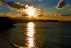 PLAYA DE LOS LOCOS - SUANCES - CANTABRIA (Infinita_) Tags: españa atardecer spain playa cala cantabria suances playadeloslocos bestcapturesaoi mygearandme