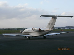 HB-VPA Cessna Citation CJ4 (Aircaft @ Gloucestershire Airport By James) Tags: james airport gloucestershire cessna lloyds citation cj4 egbj hbvpa