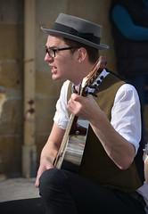 MUSICIAN (jgspics) Tags: musician spring australia tasmania hobart salamancamarkets