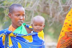 Mummy (eMe de marta) Tags: personas persons masai poblado masais