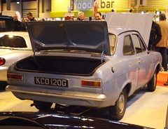 Ford Escort Mk1 Deluxe (VAGDave) Tags: ford deluxe escort mk1