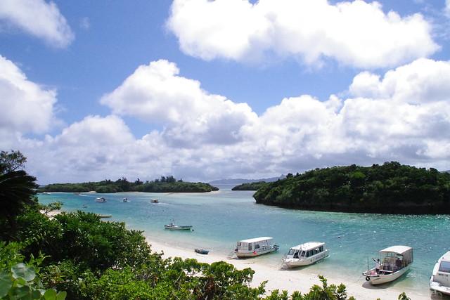 新婚旅行で行く沖縄〜本島・石垣島・竹富島〜の写真