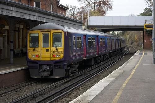 319368 Departs Otford