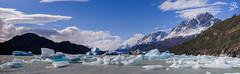 Lago Grey (Ha-Tschi) Tags: chile panorama mountain lake ice pentax torresdelpaine iceberg kr lagogrey 1750mm