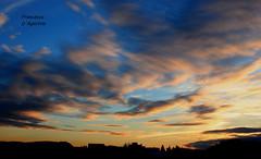 Vortici colorati nel cielo (Francesca D'Agostino) Tags: sky colors clouds nuvole cielo colori flickraward gioiataurorc allegrisinasceosidiventa