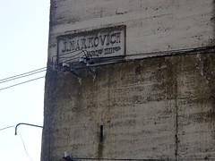 Abandon jai alai court - Colonia del Sacramento Uruguay