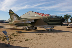 69-6188 Vought A-7D Corsair II (eLaReF) Tags: march field air museum ca 696188 vought a7d corsair kriv sluf
