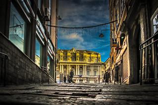 Colourful Genova